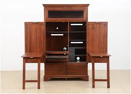 armoire computer desk armoire sauder desk home small best hutch