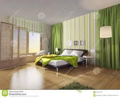 modèle rideaux chambre à coucher cuisine intã rieur moderne de chambre ã coucher avec le rideau vert
