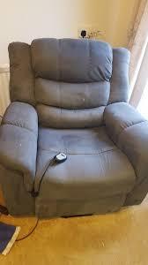 electric reclining chair in ivybridge devon gumtree