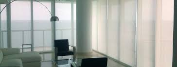 Roller Shades For Windows Designs Miami Blinds Shades Curtains Commercial Residential