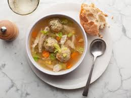 turkey vegetable soup with dumplings recipe food network