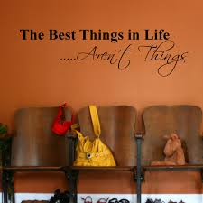 what is the best thing to use to clean wood kitchen cabinets the best things in aren t things wall decal