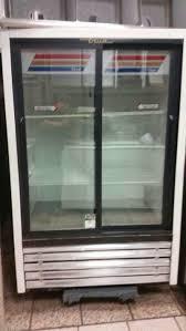 double sliding door commercial refrigerator for sale in woodside