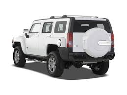 hummer jeep white 2008 hummer h3 reviews and rating motor trend