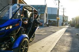 second car ever made arcimoto the everyday electric
