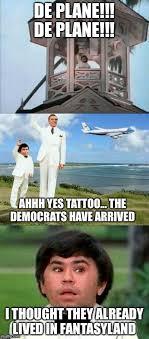 Tattoo Fantasy Island Meme - fantasy island imgflip