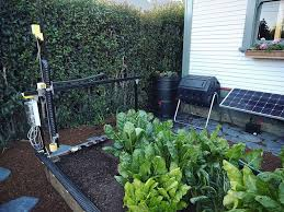 Fuels Backyard Get Together The Farmbot Genesis Brings Precision Agriculture To Your Own