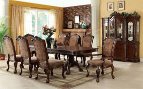 dining room sets formal dining room sets with upholstered chairs home design