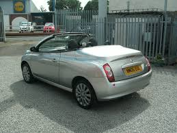 nissan micra convertible review used nissan micra c c convertible 1 6 sport 2dr in spennymoor