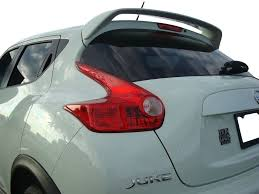 nissan juke exhaust problems amazon com nissan juke factory style spoiler painted in the