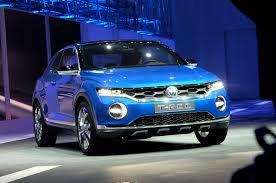 volkswagen says t roc concept could be built motor trend