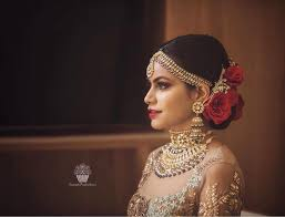 hair accessories for indian brides discover the modish and chic bridal hairstyles in vogue for your