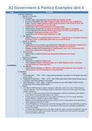 as politics revision guide a2 edexcel government u0026 politics unit 4 examples and case studies