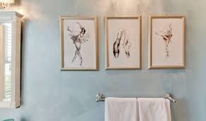 contemporary bathroom wall decorations bathroom diy wall decor