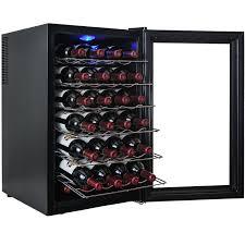 best wine coolers u0026 wine fridge reviews coolervino