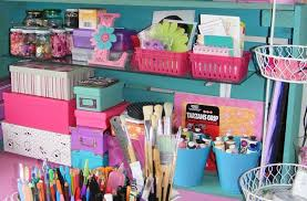 bureau coloré déco des accessoires de bureau colorés