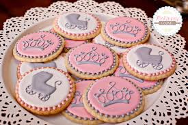 baby shower cookies mckinney cookie