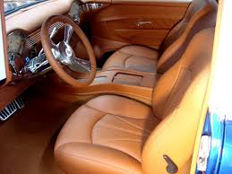 Classic Car Interior Restoration 49 Best Leather Oh My Images On Pinterest Car Interiors