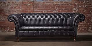 Leather Chesterfield Sofa Black Leather Chesterfield Sofa Black Leather Chesterfield Sofa