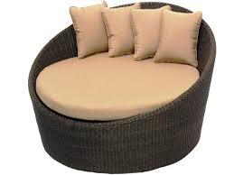 Outdoor Wicker Patio Furniture Round Canopy Bed Daybed - wicker daybed patio furniture best home designs stunning