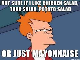 Mayonnaise Meme - mayonnaise it s good and good for you meme on imgur
