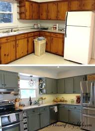 before and after kitchen cabinets paint kitchen cabinets before and after faced