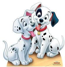 lifesize cardboard cutout dalmatian puppies 101 dalmatians