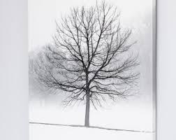 black and white tree etsy