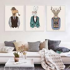 Canvas Home Decor 122 Best Animal Wall Art Images On Pinterest To Create Wall