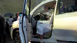lexus used car bahrain land cruiser 2016 launch bahrain youtube