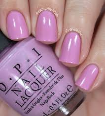 undie sunday 3 3 opi edition peachy polish