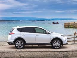 Toyota Rav4 Hybrid Eu 2016 Pictures Information U0026 Specs
