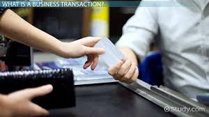 recording business transactions in accounting video u0026 lesson