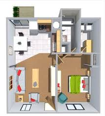 1 bedroom patio home at peppertree 610 square feet floor plans