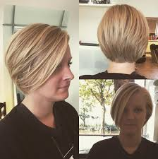 hairstyles blunt stacked 27 perfect bob haircuts with bangs pretty designs
