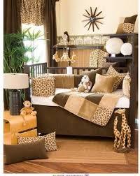Cheetah Print Crib Bedding Set Pink Leopard Nursery Bedding Set Pink And Animal Print Crib