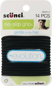 the hair grip scunci ponytail holders 14 pieces 2 99 rite aid