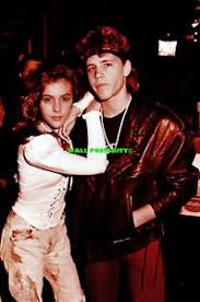 haim poster corey haim alyssa print choose size media type b canvas