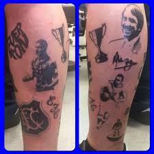 everton efc everton fan club football sleeve work tattoos