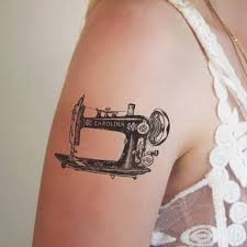 Machine Tattoo Ideas 18 Best Sewing Tattoos Images On Pinterest Sewing Tattoos