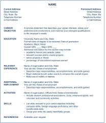 usa resume format us resume format in usa a sle of for management 5 accurate
