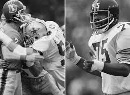 The Steel Curtain Defense Super Bowl 50 Golden Team Nfl Com