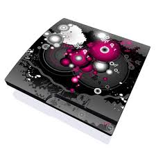 ps3 design ps3 slim skin apocalypse blue by gaming decalgirl
