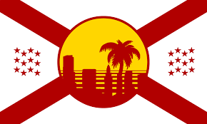 Flag Yellow Sun Speculative Flag For The State Of South Florida Imgur