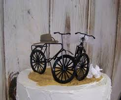 bicycle cake topper bicycle cake topper nature cake topper bike cake