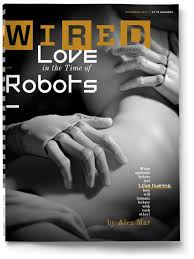 modern are we ready for intimacy with robots wired