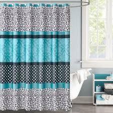animal print shower curtains you u0027ll love wayfair