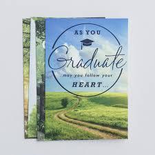 graduation as you graduate 12 boxed cards kjv dayspring