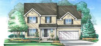 bennington 4 bedrooms floor plan delaware ohio 2 story home for sale bennington