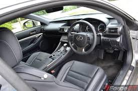 lexus rc 350 vs audi s3 2015 lexus rc 350 luxury interior forcegt com